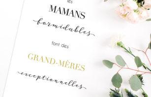 Fête des mères 2021 : découvrez nos idées cadeaux pour toutes les mamans